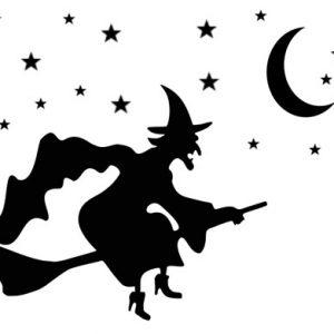 Ook heksen kunnen dansen!